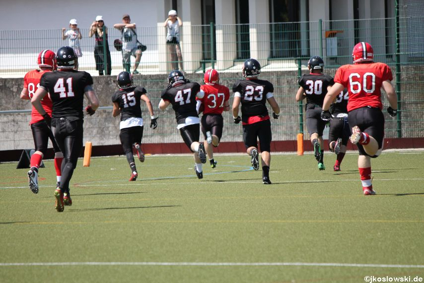 Marburg Mercenaries vs. Saarland Hurricanes 013