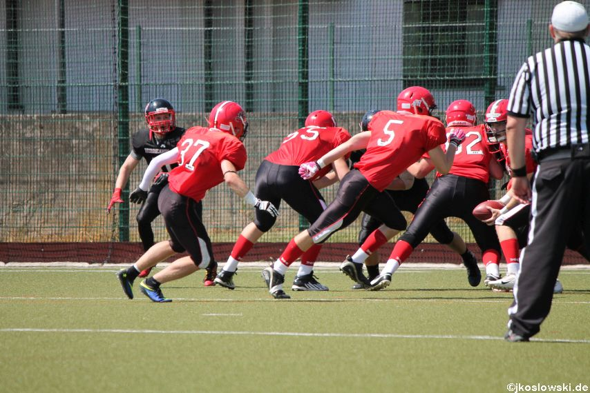 Marburg Mercenaries vs. Saarland Hurricanes 014