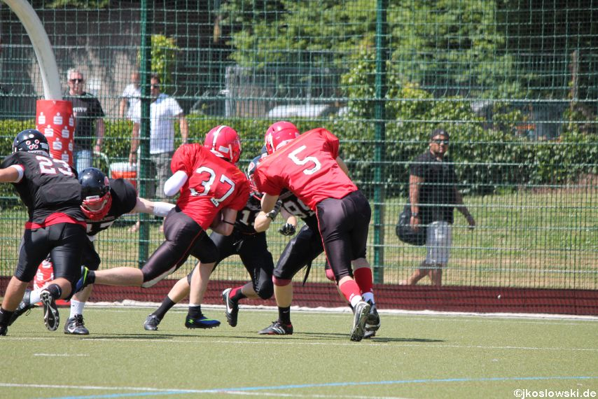 Marburg Mercenaries vs. Saarland Hurricanes 015