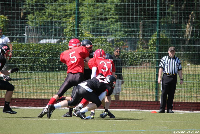 Marburg Mercenaries vs. Saarland Hurricanes 016