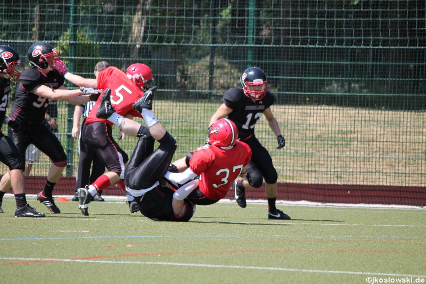 Marburg Mercenaries vs. Saarland Hurricanes 017