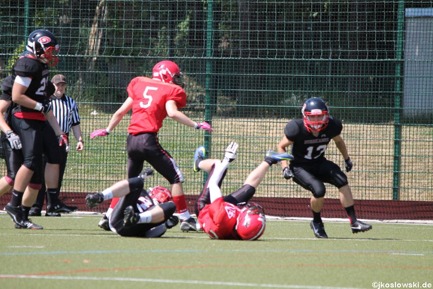 Marburg Mercenaries vs. Saarland Hurricanes 018
