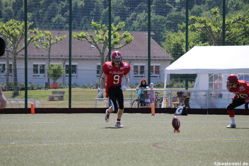 Marburg Mercenaries vs. Saarland Hurricanes 019