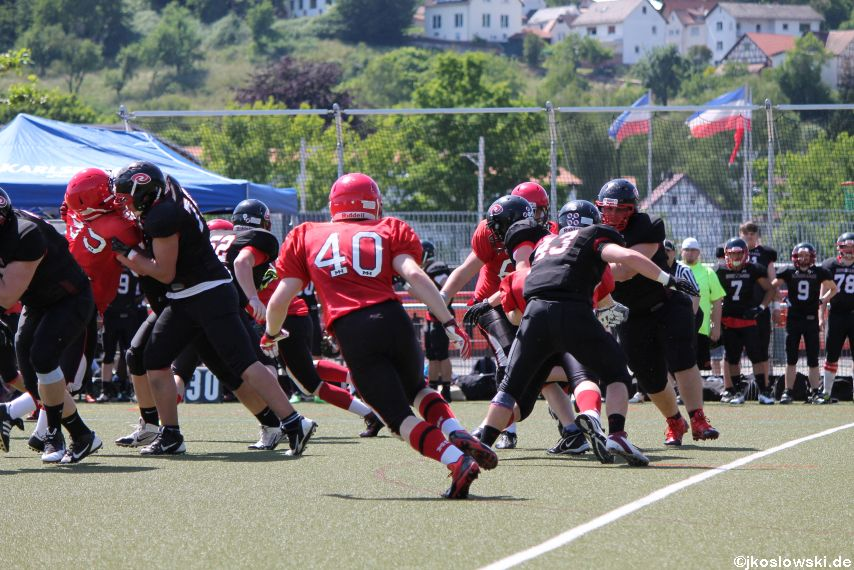 Marburg Mercenaries vs. Saarland Hurricanes 026