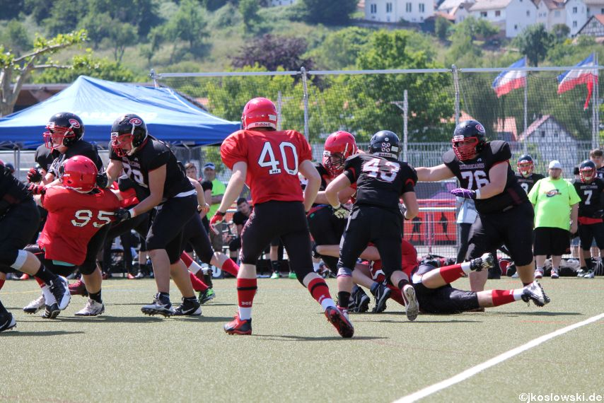 Marburg Mercenaries vs. Saarland Hurricanes 027