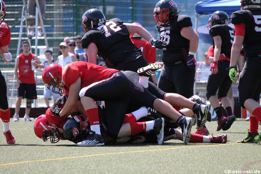 Marburg Mercenaries vs. Saarland Hurricanes 032