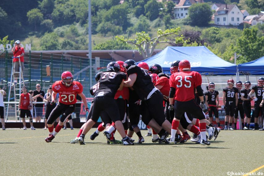 Marburg Mercenaries vs. Saarland Hurricanes 033