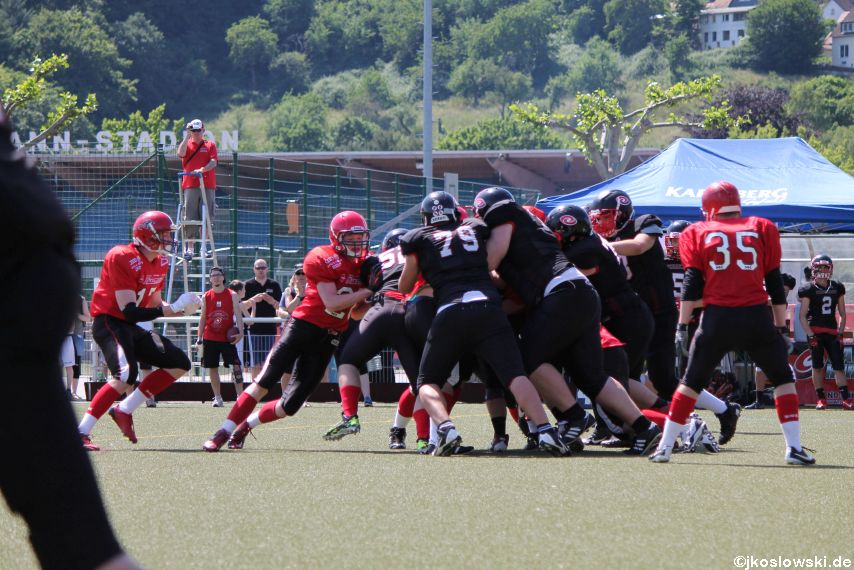 Marburg Mercenaries vs. Saarland Hurricanes 034