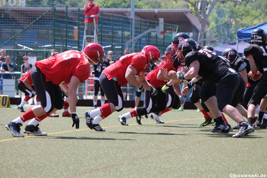Marburg Mercenaries vs. Saarland Hurricanes 035