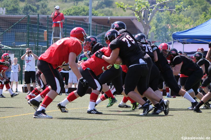 Marburg Mercenaries vs. Saarland Hurricanes 036