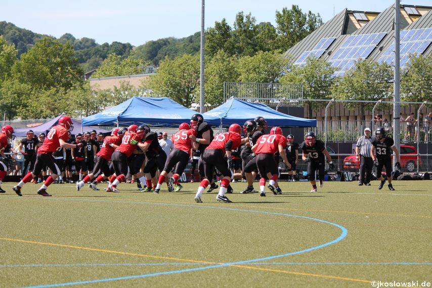 Marburg Mercenaries vs. Saarland Hurricanes 037