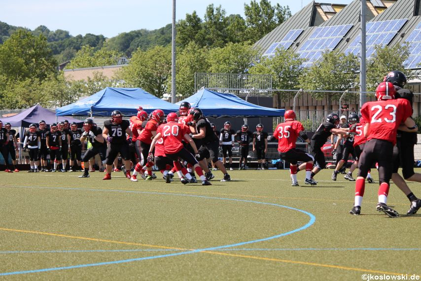 Marburg Mercenaries vs. Saarland Hurricanes 038