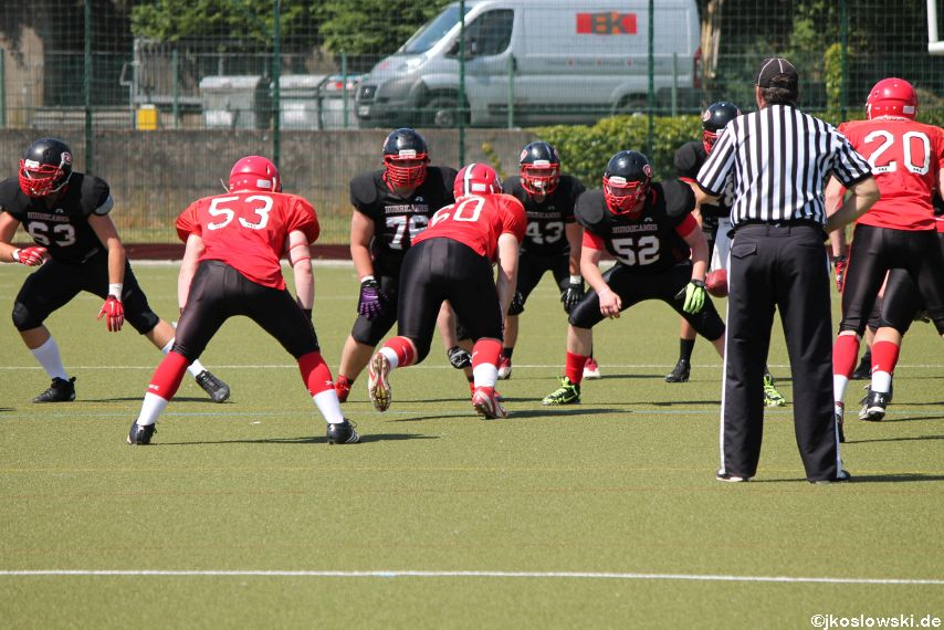 Marburg Mercenaries vs. Saarland Hurricanes 041
