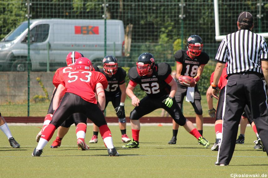 Marburg Mercenaries vs. Saarland Hurricanes 042