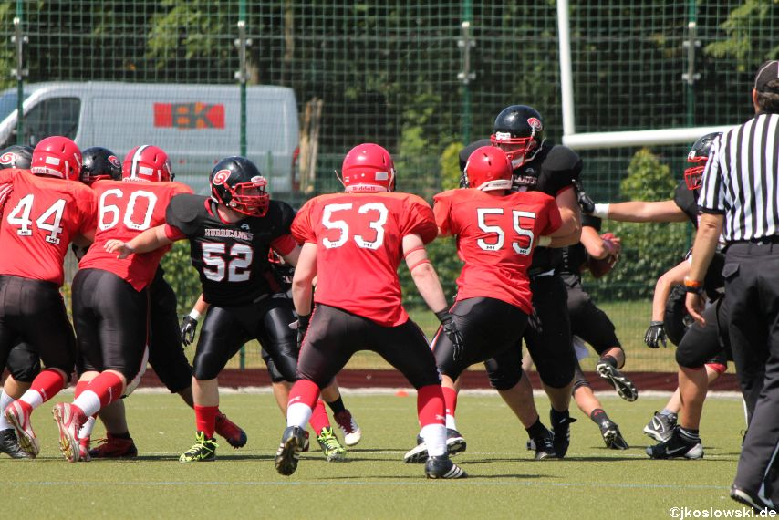Marburg Mercenaries vs. Saarland Hurricanes 043
