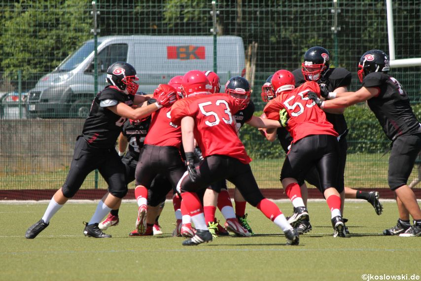 Marburg Mercenaries vs. Saarland Hurricanes 044