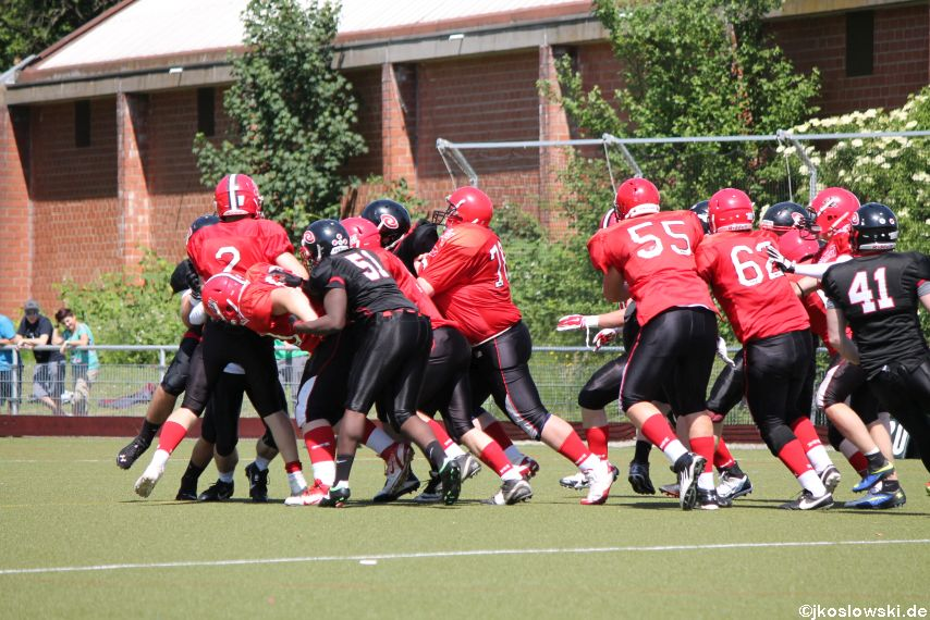 Marburg Mercenaries vs. Saarland Hurricanes 051