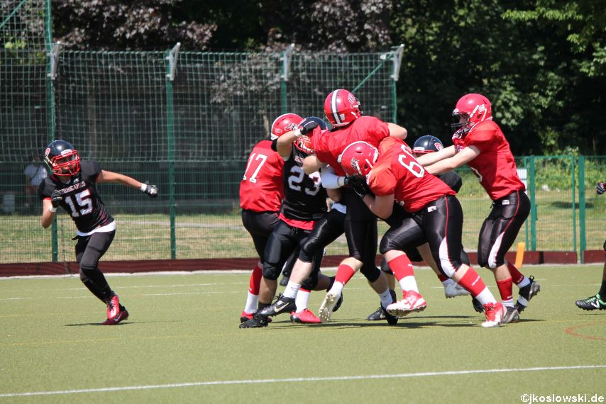 Marburg Mercenaries vs. Saarland Hurricanes 053