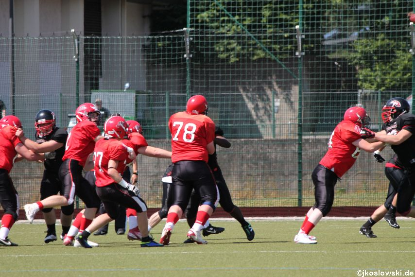 Marburg Mercenaries vs. Saarland Hurricanes 058
