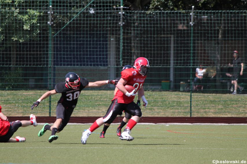 Marburg Mercenaries vs. Saarland Hurricanes 060