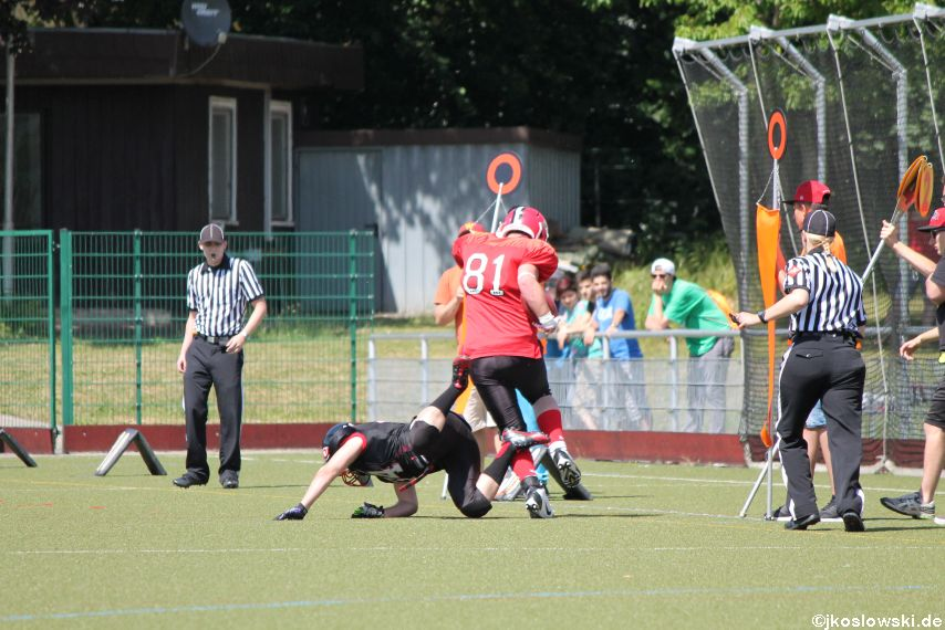 Marburg Mercenaries vs. Saarland Hurricanes 061