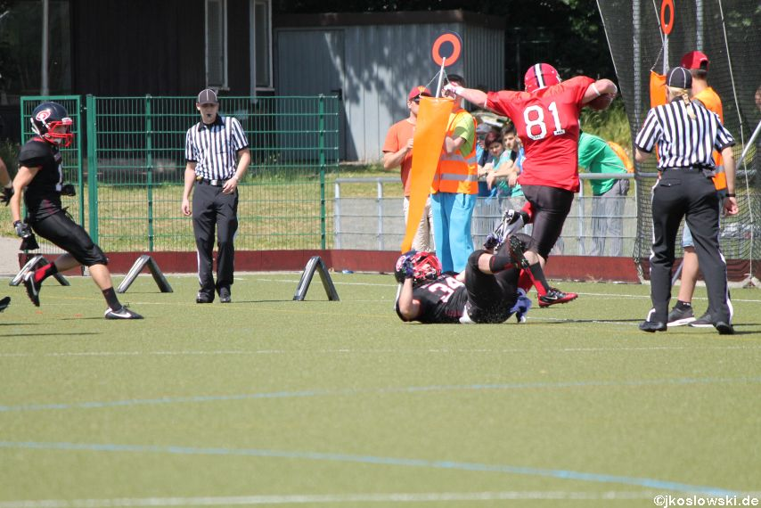 Marburg Mercenaries vs. Saarland Hurricanes 062