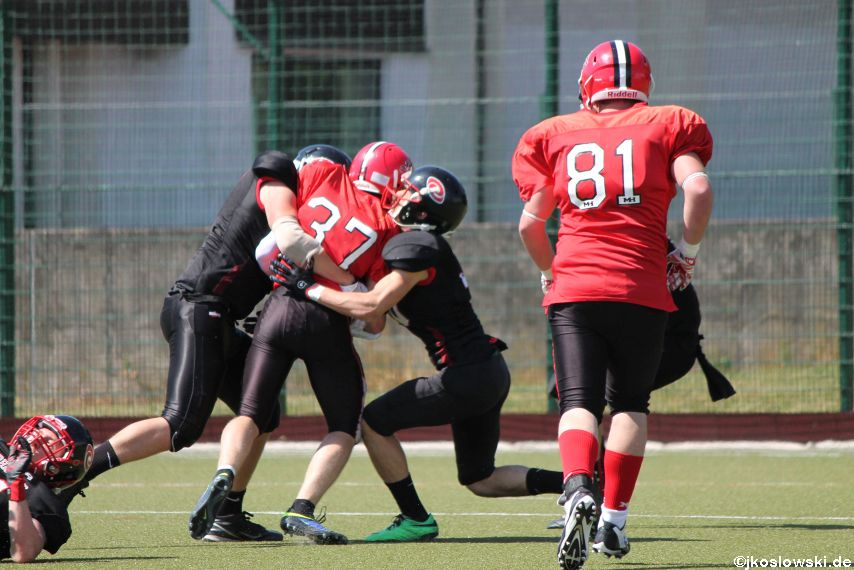 Marburg Mercenaries vs. Saarland Hurricanes 074