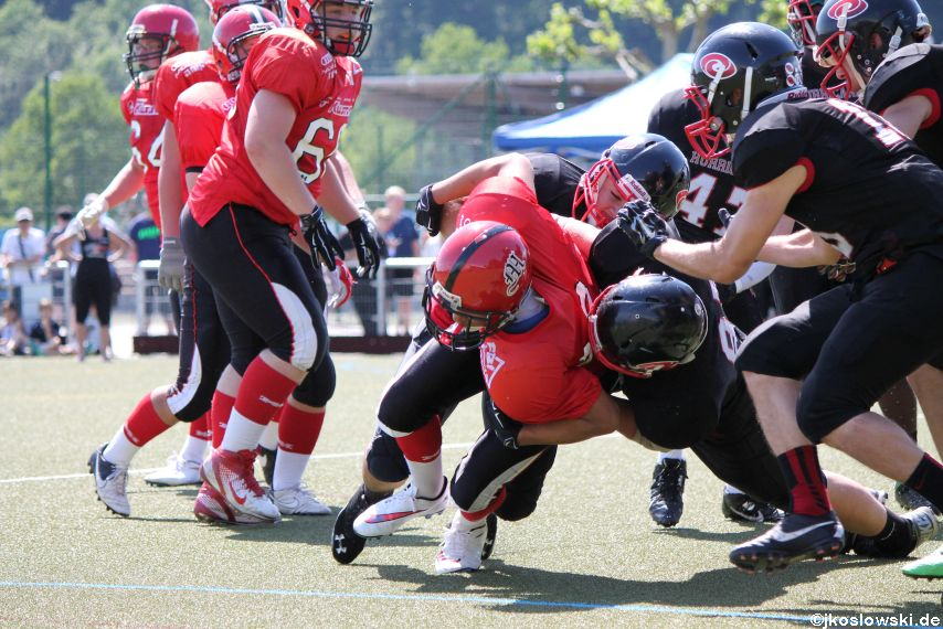 Marburg Mercenaries vs. Saarland Hurricanes 078
