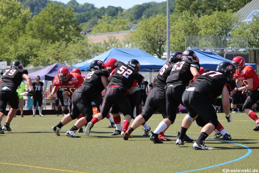 Marburg Mercenaries vs. Saarland Hurricanes 086