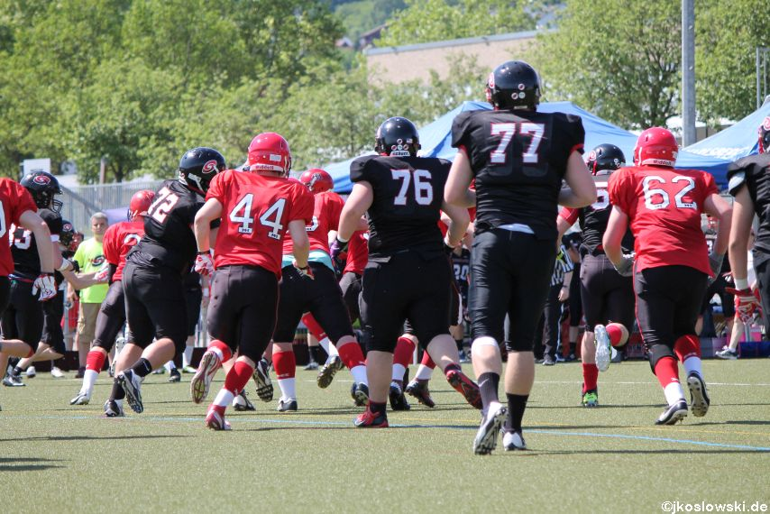 Marburg Mercenaries vs. Saarland Hurricanes 087