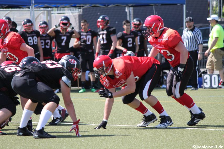 Marburg Mercenaries vs. Saarland Hurricanes 088