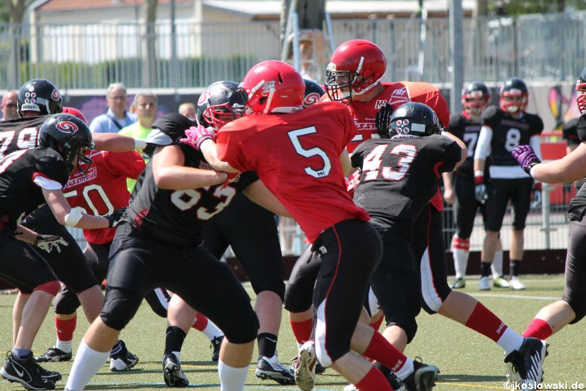 Marburg Mercenaries vs. Saarland Hurricanes 091