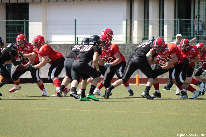 Marburg Mercenaries vs. Saarland Hurricanes 095