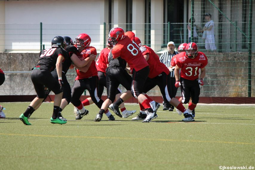 Marburg Mercenaries vs. Saarland Hurricanes 096