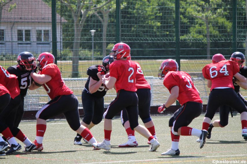 Marburg Mercenaries vs. Saarland Hurricanes 103