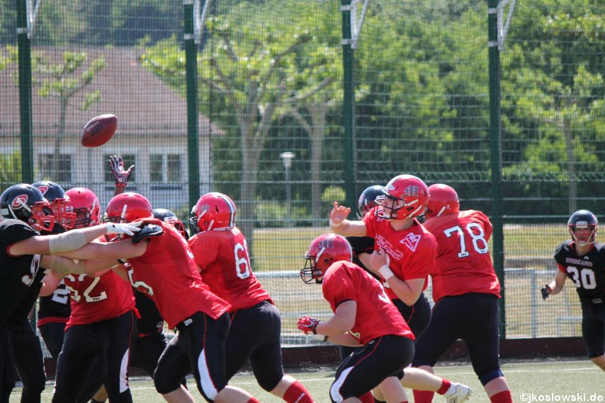 Marburg Mercenaries vs. Saarland Hurricanes 104