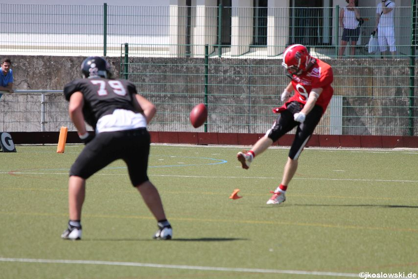 Marburg Mercenaries vs. Saarland Hurricanes 106
