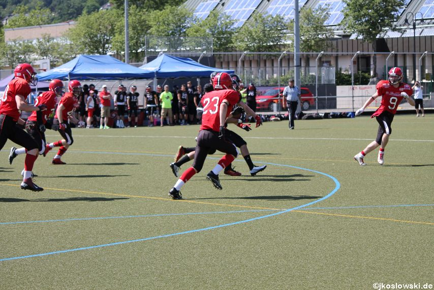Marburg Mercenaries vs. Saarland Hurricanes 107