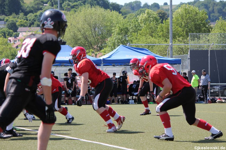 Marburg Mercenaries vs. Saarland Hurricanes 108