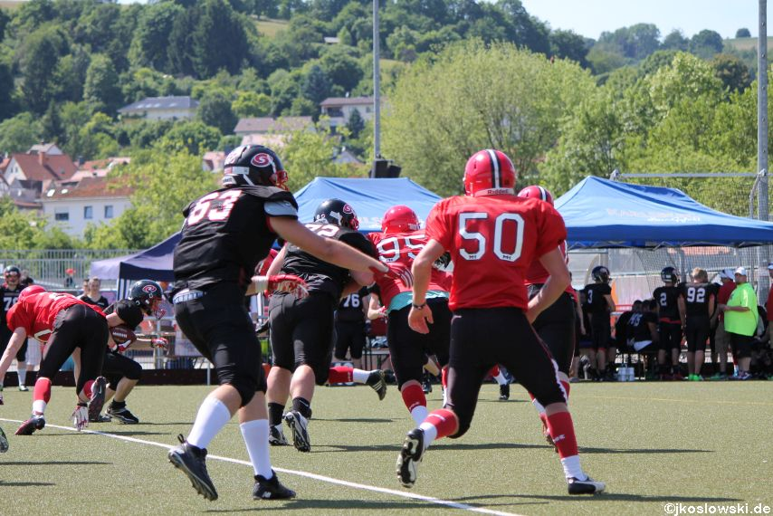 Marburg Mercenaries vs. Saarland Hurricanes 109