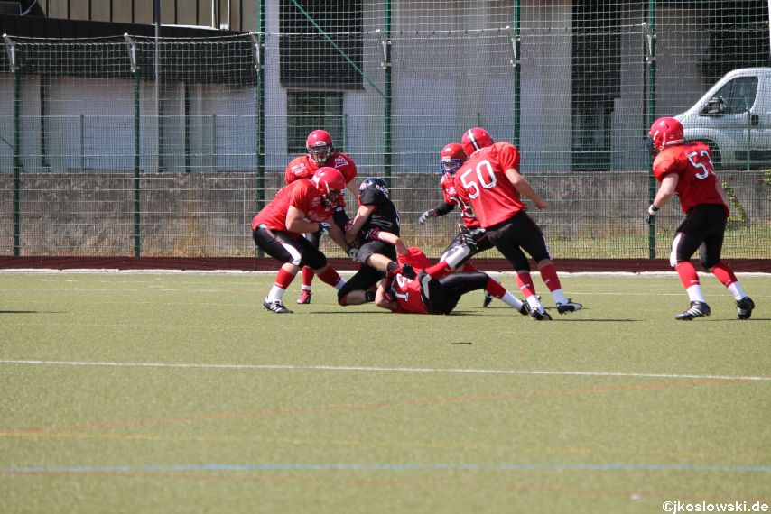 Marburg Mercenaries vs. Saarland Hurricanes 112