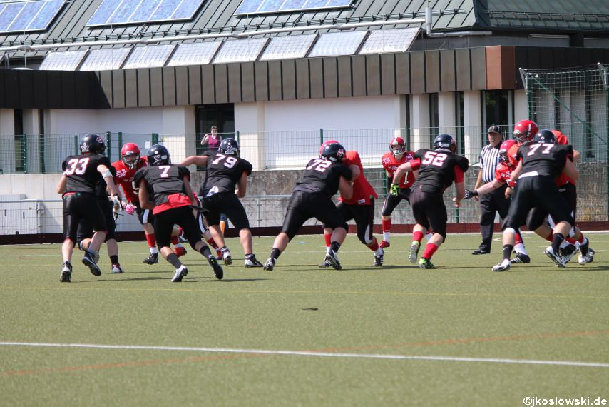 Marburg Mercenaries vs. Saarland Hurricanes 113