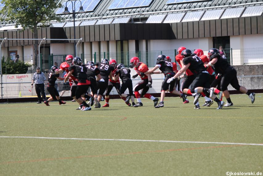 Marburg Mercenaries vs. Saarland Hurricanes 114