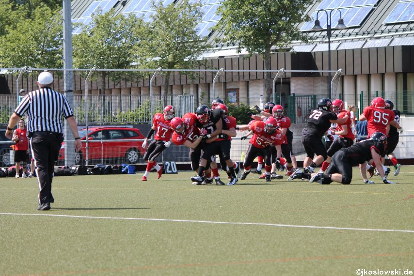Marburg Mercenaries vs. Saarland Hurricanes 116