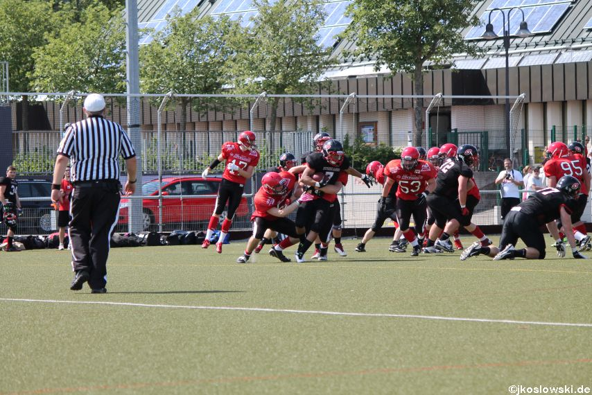 Marburg Mercenaries vs. Saarland Hurricanes 117