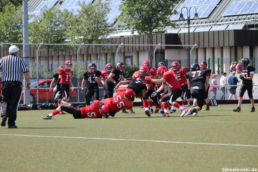 Marburg Mercenaries vs. Saarland Hurricanes 118