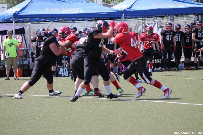 Marburg Mercenaries vs. Saarland Hurricanes 119