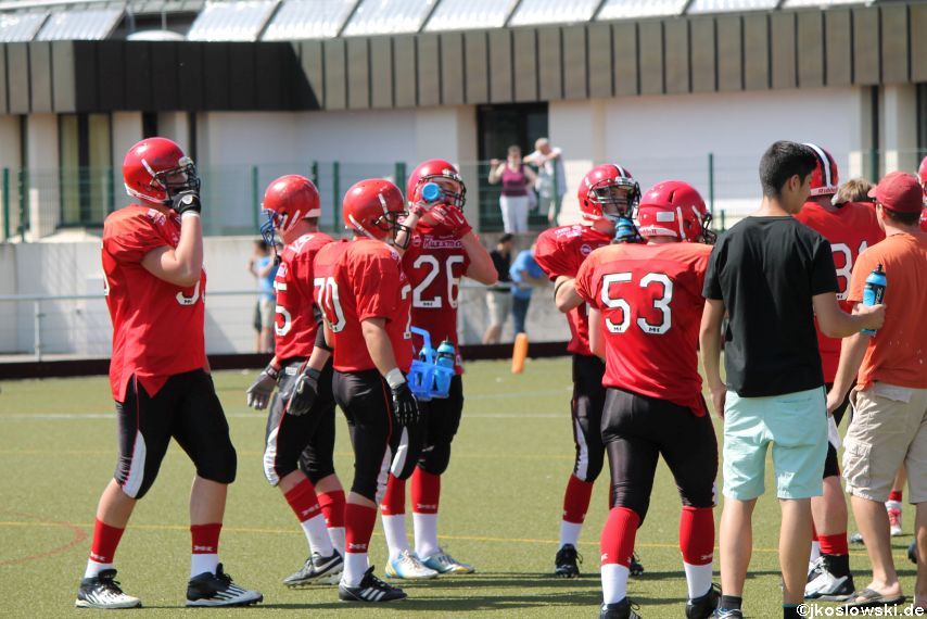 Marburg Mercenaries vs. Saarland Hurricanes 120