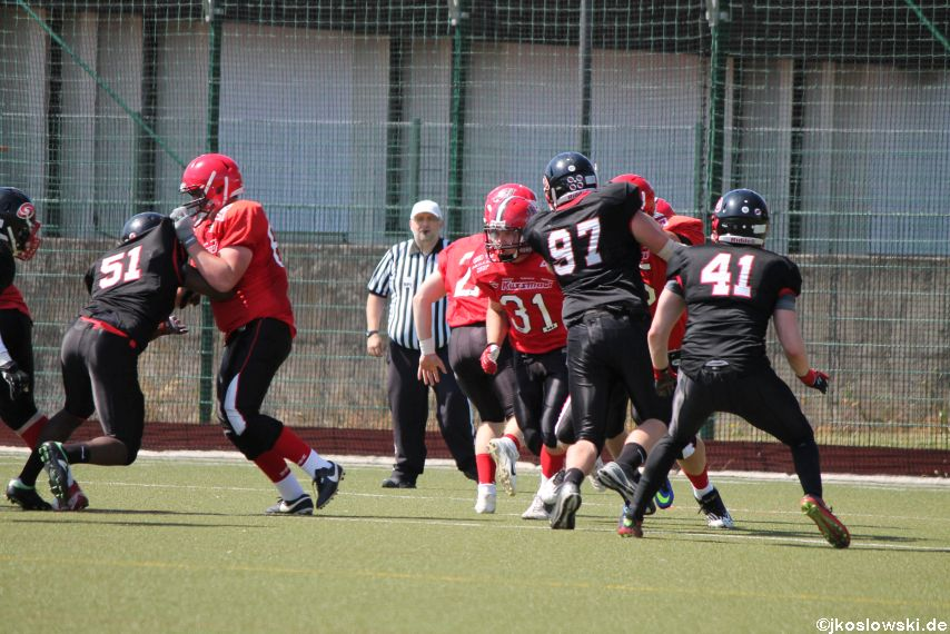 Marburg Mercenaries vs. Saarland Hurricanes 127