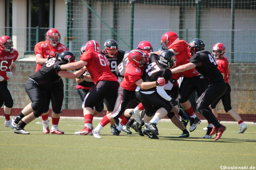 Marburg Mercenaries vs. Saarland Hurricanes 128